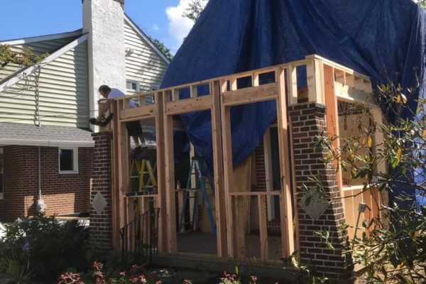 Home Addition Remodeling Contractor in Springfield PA 18